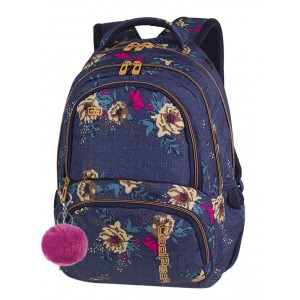 Cool Pack Spiner Раница Blue Denim Flowers
