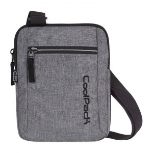 Cool Pack чантичка за през рамо Draft Snow Grey