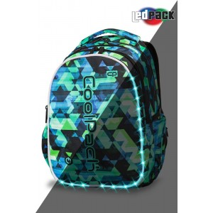 Cool Pack Светеща LED раница Kaleidoscope Joy L