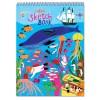 eeBoo комплект за рисуване In The Sea
