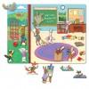 eeBoo магнитна игра направи история отново на училище