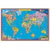 eeBoo детска образователна карта на Света