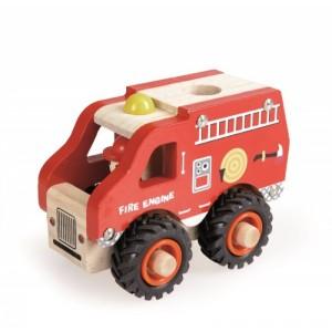 Egmont Дървена пожарна кола