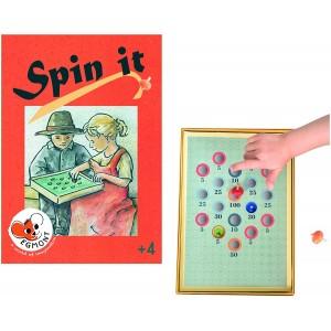 Egmont Забавна игра с пумпали SPIN IT