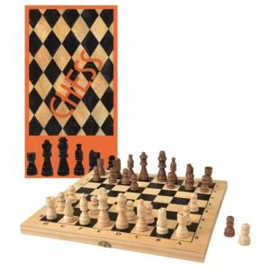 Egmont Дървен шах