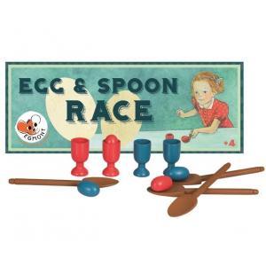 Egmont Забавна игра - състезание с яйца
