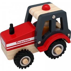 Egmont Дървен трактор