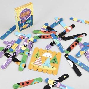 Floss&Rock комплект Puzzle Sticks