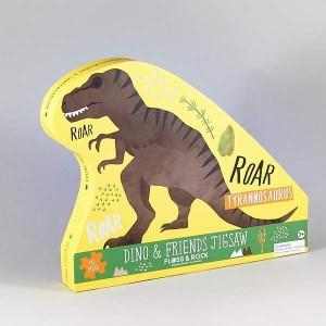 Floss&Rock пъзел Dinosaur