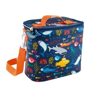 Floss&Rock термо чанта за храна Deep Sea