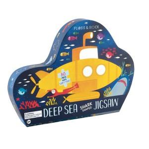 Floss&Rock пъзел Deep Sea 80 ел
