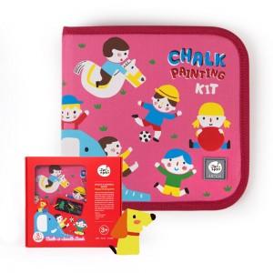 Jar Melo Блокче за рисуване с тебешири Детски свят