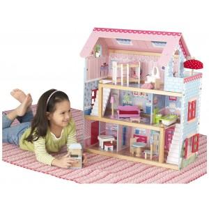 KidKraft Къща за кукли Челси