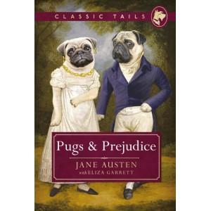 Pugs and Prejudice Classic Tails