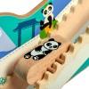 LucyLeo Дървена играчка за стена