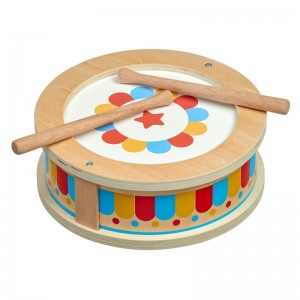 LucyLeo дървен барабан