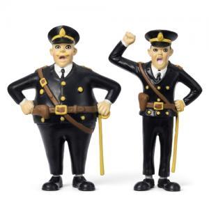 Micki Комплект фигурки полицаите Клинг и Кланг