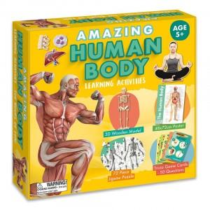 Amazing Образователен комплект човешко тяло
