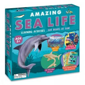 Amazing Образователен комплект морски свят
