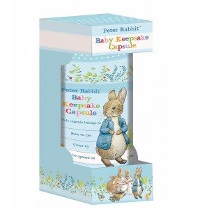 Peter Rabbit Капсула за спомени - нашето бебе