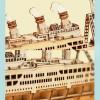 Robotime Дървен 3D пъзел Cruise Ship