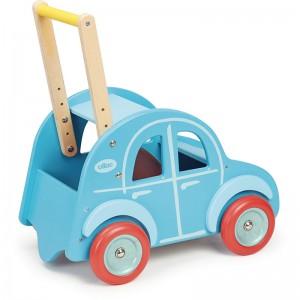 Vilac Дървена кола за бутане