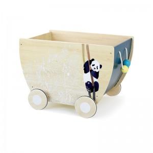 Vilac Дървена количка за дърпане