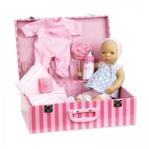 Petitcollin кукла Лили в куфар