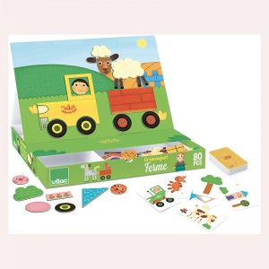 Vilac магнитна игра живота във фермата