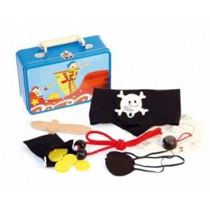 WOODY  Пиратско куфарче