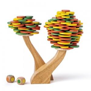 Woodyland игра за баланс Есенно дърво